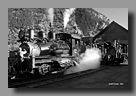 Photo: Georgetown Loop Engines 12, 14 and 40 being readied at Silverplume, CO